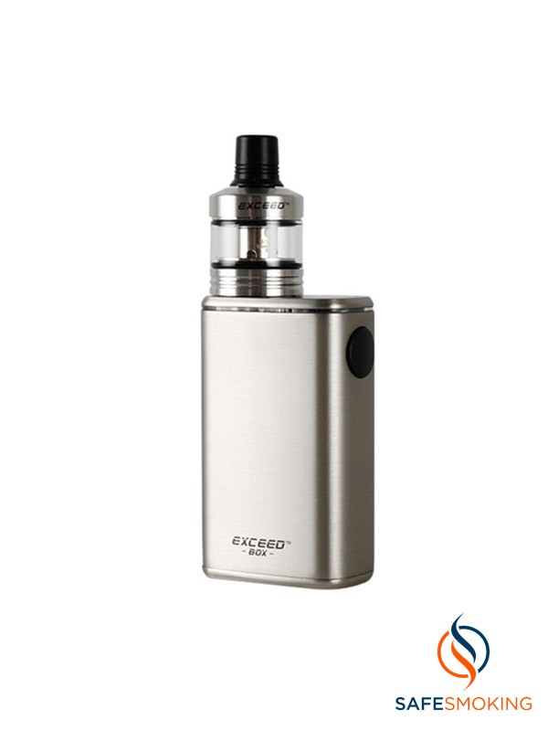 ΚΑΣΕΤΙΝΑ - JOYETECH EXCEED FULL KIT BOX (SILVER)