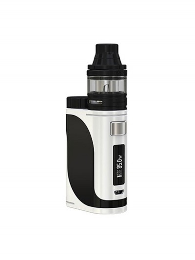 ΚΑΣΕΤΙΝΑ - ELEAF Pico 25 With Ello FULL KIT ( WHITE/BLACK)