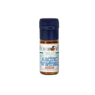 ELIQUID - 10ml - FLAVOURART ITALY - ARCTIC WINTER - 9mg (TPD)