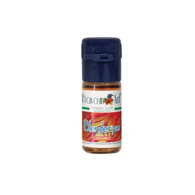 ELIQUID - 10ml - FLAVOURART ITALY - BLENDERIZE - 9mg