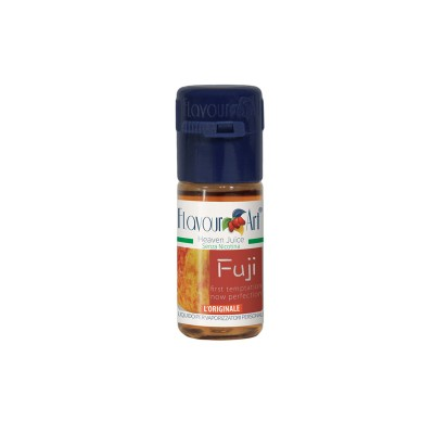 ELIQUID - 10ml - FLAVOURART ITALY - FUJI -18mg (TPD)