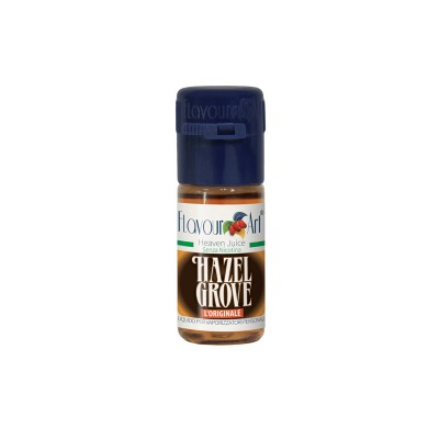 ELIQUID - 10ml - FLAVOURART ITALY - HAZEL GROVE - 18mg (TPD)