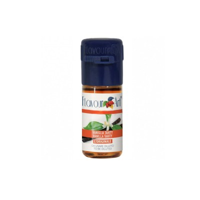 ELIQUID - 10ml - FLAVOURART ITALY - TAHITY - 18mg