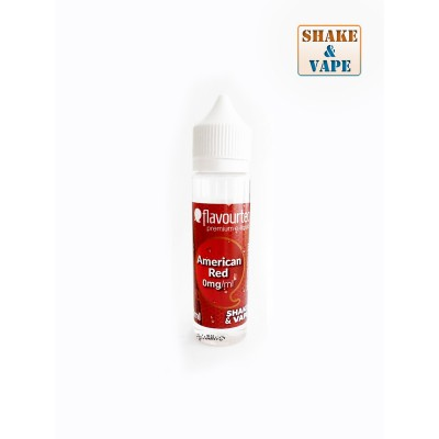 MIX & VAPE - FLAVOURTEC AMERICAN RED