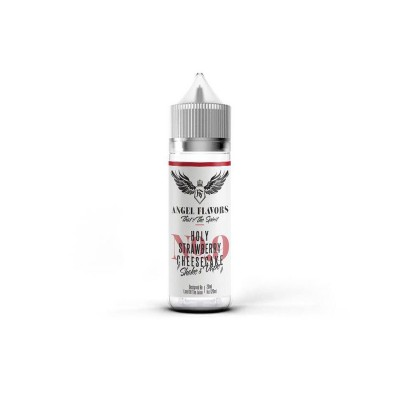 EGOIST ANGELS FLAVORS 20/120ML - HOLY STRAWBERRY CHEESECAKE