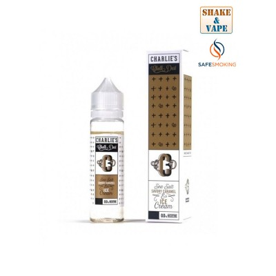 MIX & VAPE - CHARLIE'S 20/60ml - CCD3