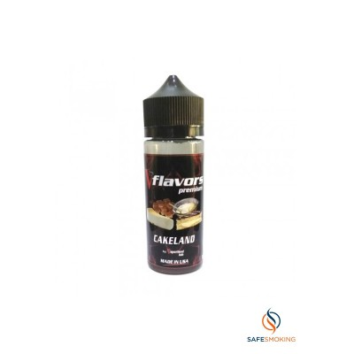 MIX & VAPE - VFLAVORS CAKELAND 30/120ML