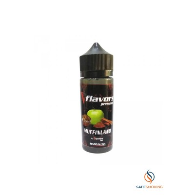 MIX & VAPE - VFLAVORS MUFFINLAND  30/120ML