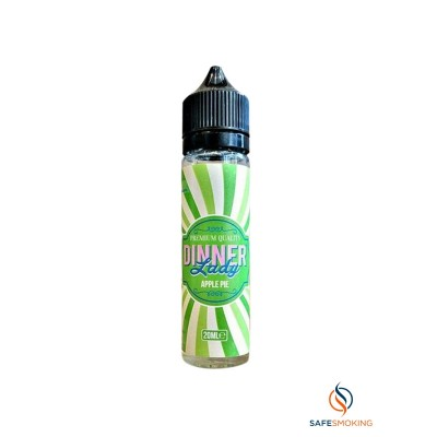 MIX & VAPE -DINNER LADY 20/60ML APPLE PIE