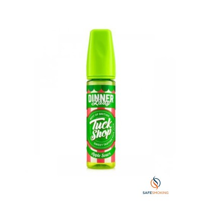 FLAVORSHOTS -DINNER LADY 20/60ML TuckShop Flavour Shot Apple Sours