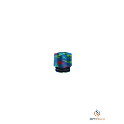 ΑΞΕΣΟΥΑΡ - DRIP TIP 810 VOOPOO UFORCE RESIN ( RAINBOW )