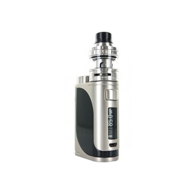 ΚΑΣΕΤΙΝΑ - ELEAF Pico 25 With Ello FULL KIT ( SILVER/BLACK)