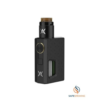 ΚΑΣΕΤΙΝΑ - GEEKVAPE - ATHENA SQUONK FULL KIT (BLACK)