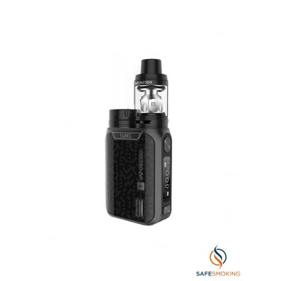 ΚΑΣΕΤΙΝΑ - VAPORESSO SWAG MINI WITH NRG TANK 2ml( BLACK )