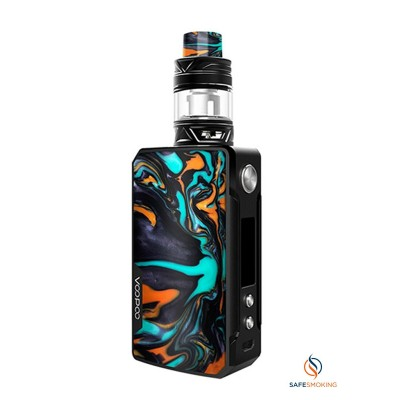 ΚΑΣΕΤΙΝΑ - VOOPOO DRAG 2 177W TC KIT WITH UFORCE T2 5ML (B-DAWN)